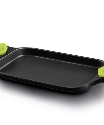 Fundix bakplaat geschikt voor alle warmtebronnen - 45 cm.-0