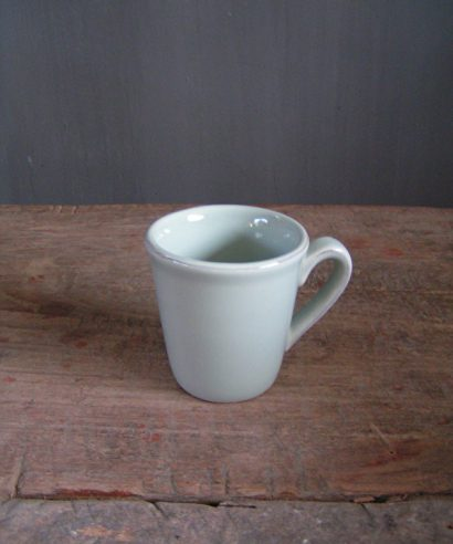 Coté Table Constance American espresso Mug 10cl - sea green (2 stuks)-0