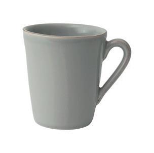 Coté Table Constance American Cappuccino / tea Mug 25cl - Lichtgrijs (2 stuks)-0