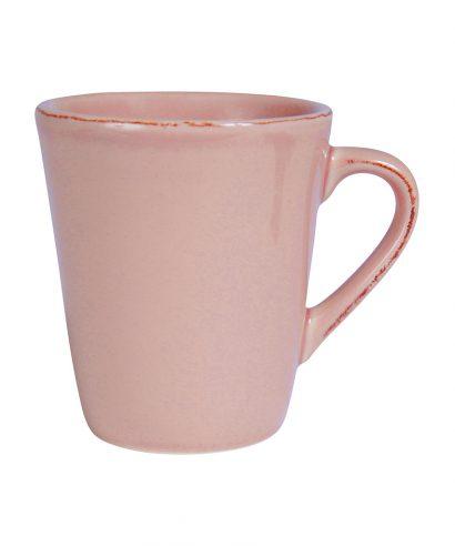 Coté Table Constance American Cappuccino / tea Mug 25cl - Light Pink (2 stuks)-0
