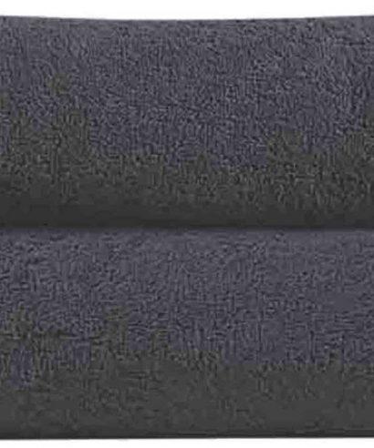 SOREMA - New Plus handdoek 100% Katoen 580 gram 70x140 cm - Storm grijs-0